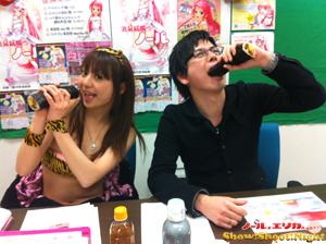 ノールとエリカのShow!Shoot!Night!DEO☆DEOの作詞作曲者Lemmさん